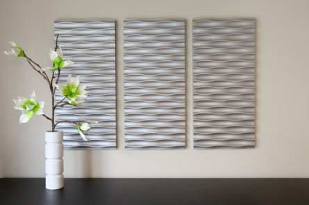 3D Wall Panels: New at Inmod