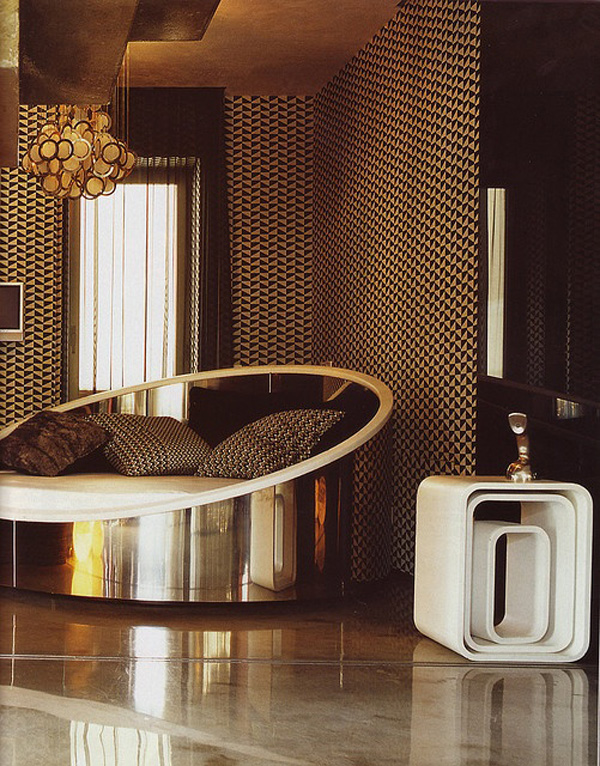 Take me to the 70s inmod style for In mod furniture