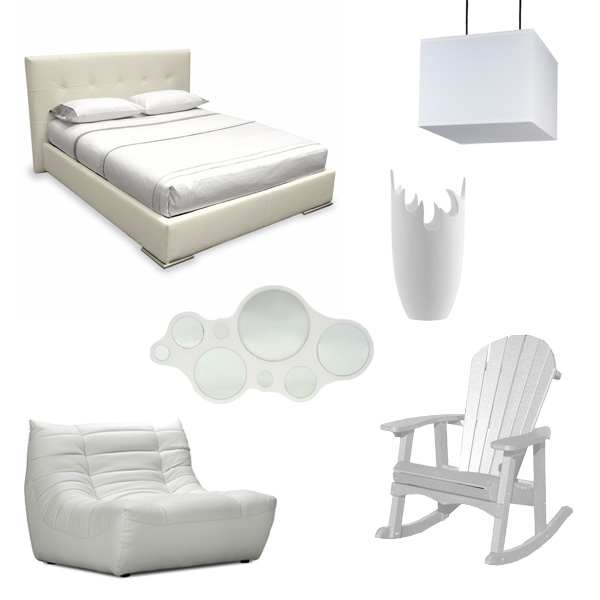 Set off fireworks with sparkling whites inmod style for In mod furniture