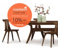 10% Off Sustainable Furniture Made In The USA!
