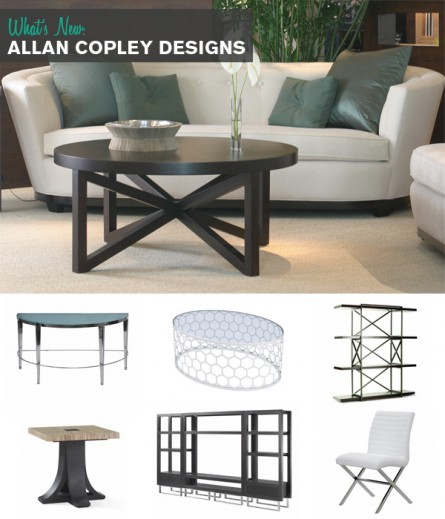 What's New: Allan Copley Designs