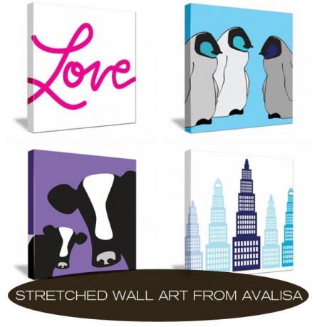 Avalisa Wall Art: New at Inmod