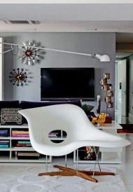 Modern Classic with a Hint of Industrial Style