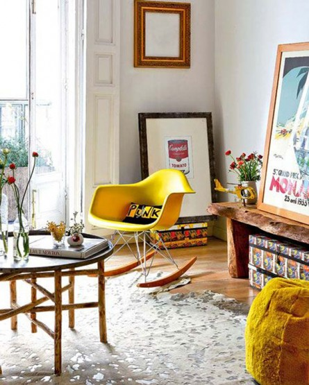 Yellow, Modern Classic Accents
