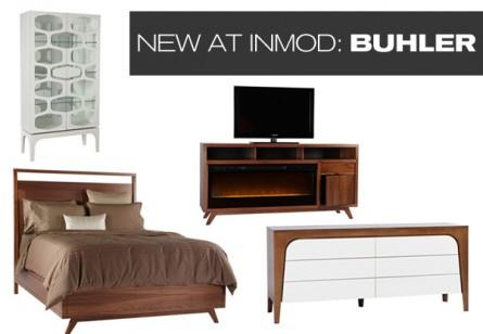New @ Inmod: Buhler!