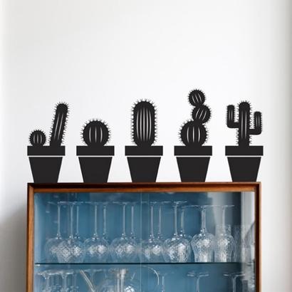 Pushing up daisies – and roses, and cacti…