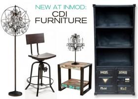 New @ Inmod: CDI Furniture!