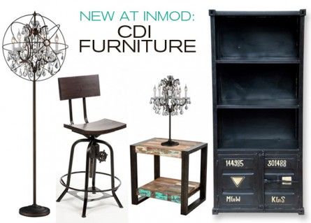New @ Inmod: CDI Furniture!