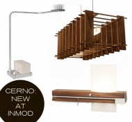 New at Inmod: Cerno Lighting