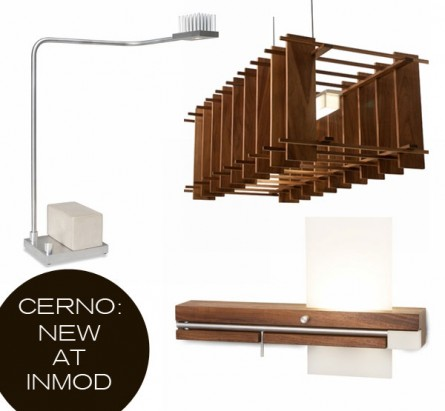 New at Inmod: Cerno Lighting