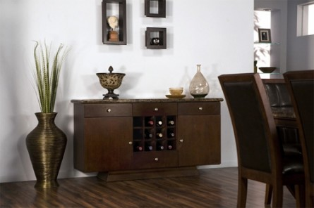 Dress Up Your Dining Room with the Darlington Buffet