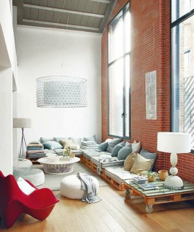 Mixing Modern with DIY