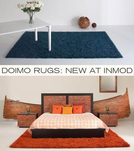 Doimo Rugs: New at Inmod