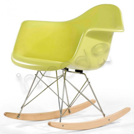 The Always In Style Eames Rocker