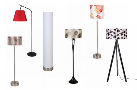 Fabulous Floor Lamps from Lights Up!