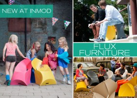 New at Inmod: Flux Furniture!