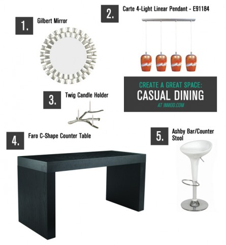 Create a Great Space: Casual Dining