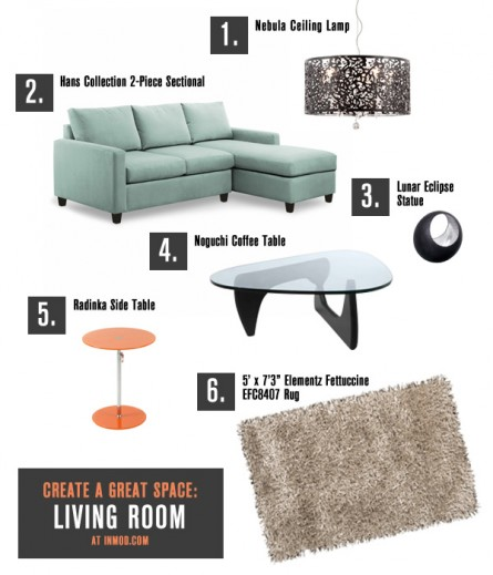 Create a Great Space: Living Room #2