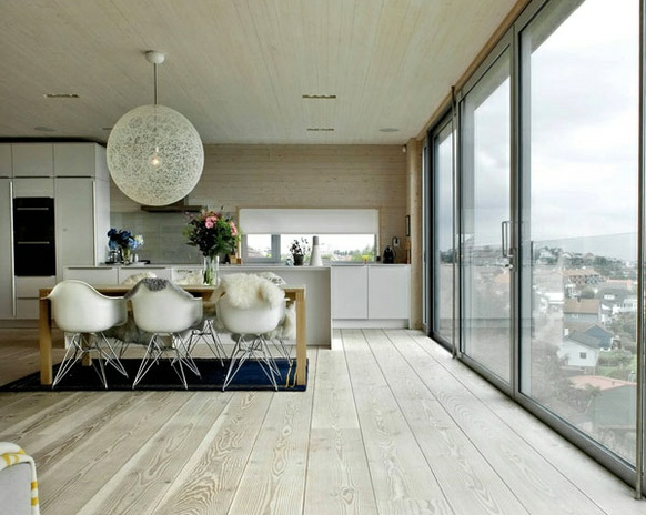 Get the look modern dining area inmod style aloadofball Image collections