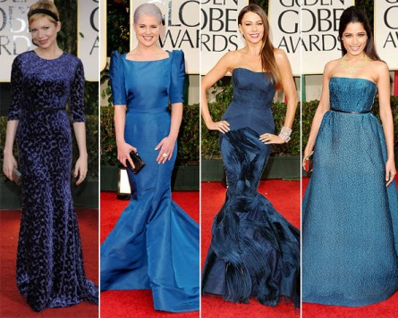 Deep Blues at the Golden Globes