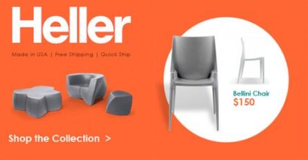 New @ Inmod – Modern Designer Furniture from Heller