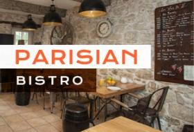 Parisian Bistro Shop!