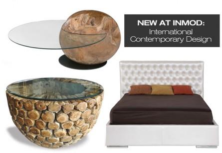 New @ Inmod: International Contemporary Design
