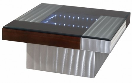 The Square Infinity Cocktail Table