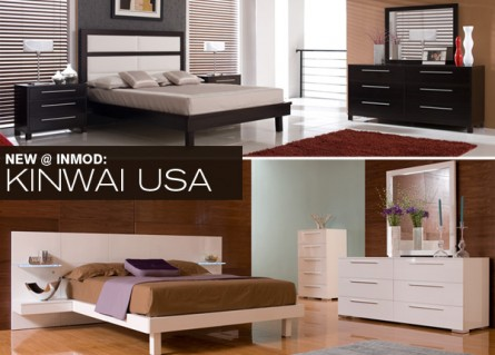 New @ Inmod: Kinwai USA!