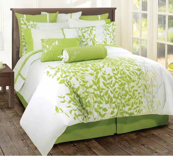 Bright bedding inmod style