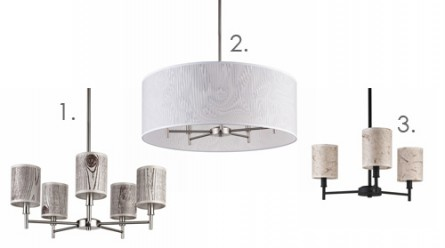 Contemporary Chandeliers from Lights Up!