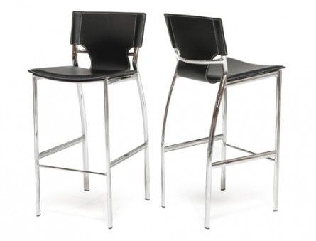Comfort Meets Modern In The Marcello Barstools