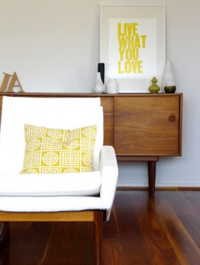 Brighten Up with White and Yellow