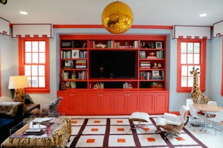 Modern Classic Playroom