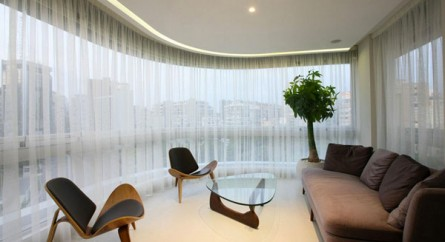 A Living Room of Modern Classics