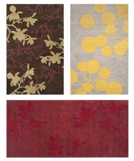 Modern Organic Rugs for Fabulous Floors