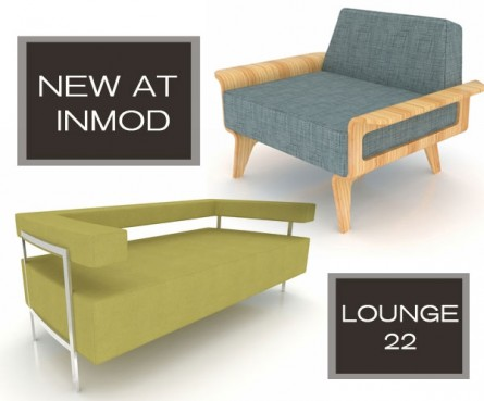 New at Inmod: Lounge 22