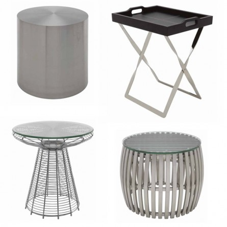 New at Inmod: Side Tables from Nuevo