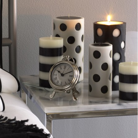 Modern Candles & Candle Holders