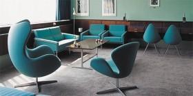 Arne Jacobsen Style in Denmark