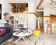 Open Space with Funky Style