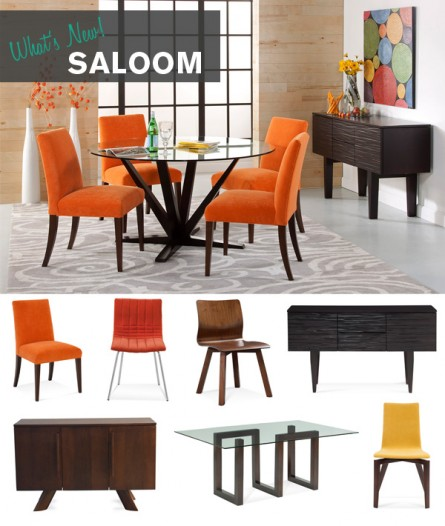 What's New: Saloom