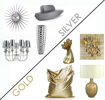 Silver or Gold?