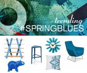 Spring Blues?