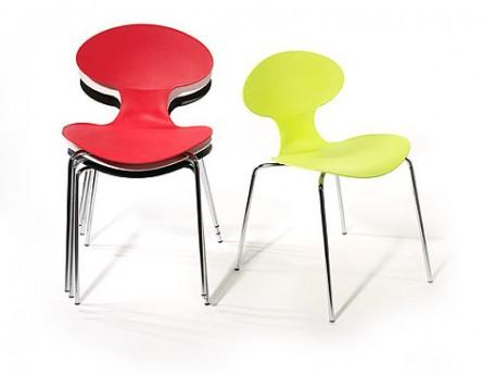 Stylish Stacking Chairs