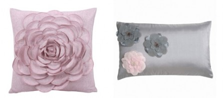 Add Hints of Color with Decorative Pillows