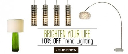 Trend Lighting Sale