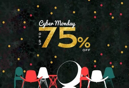 Up To 75% Off For Cyber Monday!