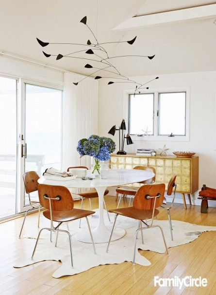 Get the Look : Mid Century Dining Room
