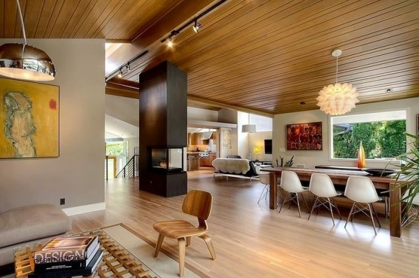 Get the Look : Mid Century Home